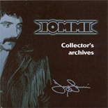 Iommi Collector's Archives